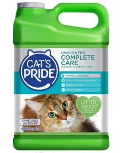 using cat litter for 2 cats