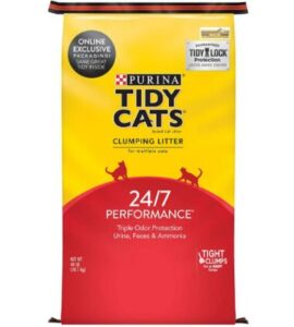 cat litter for multiple cats