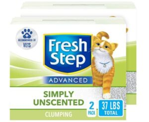 unscented cat litter for multiple cats