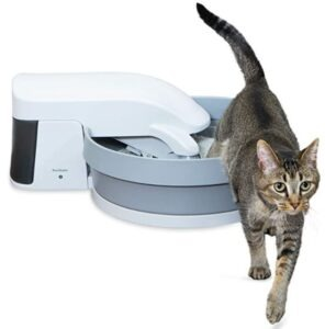 PetSafe Simply Self Cleaning litter box for 3 cats