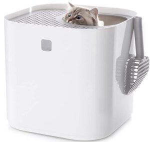 Modkat Litter Box for Cats that Spray