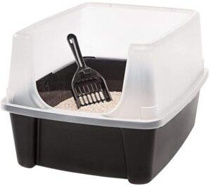 Clean Pet Open Top Large litter box