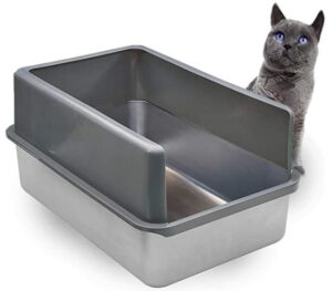 iPrimio Ultimate cat litter box for sprayer cats