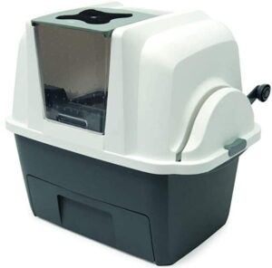 Catit electric cat litter box for multiple cats