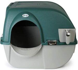 OMEGA PAW Self Sifting Large Cat Litter Box