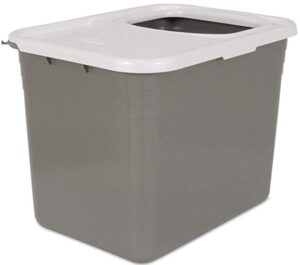Petmate Litter Box with High Walls