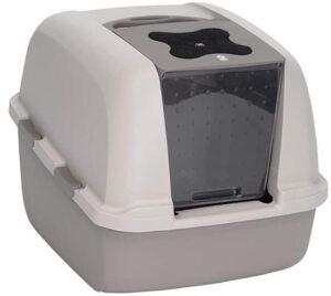 Catit Jumbo Large Hooded Cat Litter Box