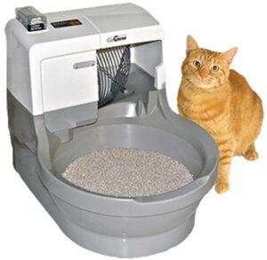 CatGenie Self cleaning Kitty Litter Box