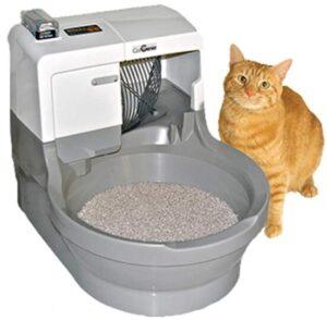 CatGenie Self Washing Flushing litter box