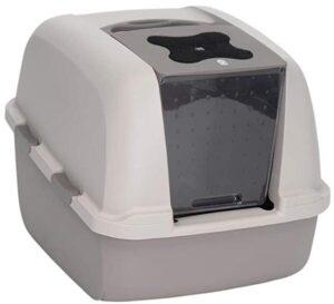 Catit Jumbo Hooded litter box for persian cats