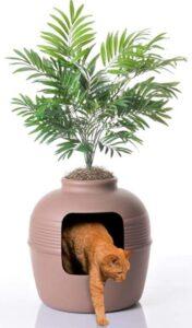 best hidden indoor cat litter box
