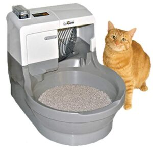 CatGenie Large Self Washing litter box
