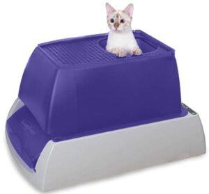 PetSafe ScoopFree Ultra self cleaning litter box