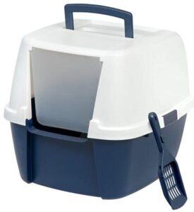 IRIS USA Large Hooded litter box