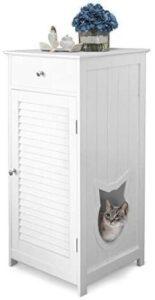 Penn Plax Cat Walk litter box