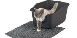 best litter box for cats that kick litter
